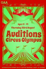 Circus Olympus Auditions