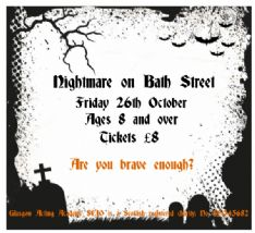 Nightmare on Bath Street